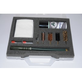 Complete cleaning kit for Rifle